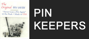 American Made Pin Keepers